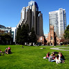 Open Area in San Francisco