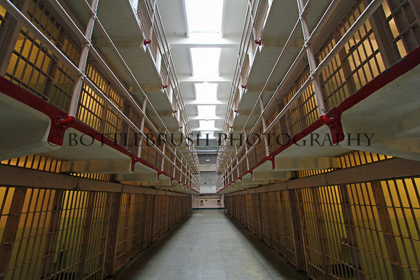 Alcatraz, California.