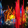 Chihuly Glass Exhibit in San Francisco