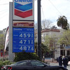 Gas Prices in San Francisco in 2012