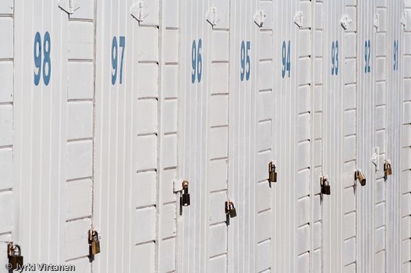 Lockers - Sausalito, CA, USA