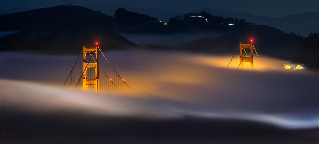 Low Fog  From Twin Peaks