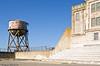 Alcatraz Yard and Watertower - San Francisco, CA, USA
