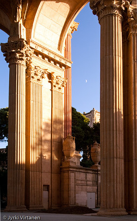 Palace of Fine Arts - San Francisco, CA, USA