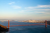 Golden Gate Bridge from Hawk Hill - San Francisco, CA, USA