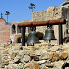 Bells at San Juan Capistrano in Southern CA 10