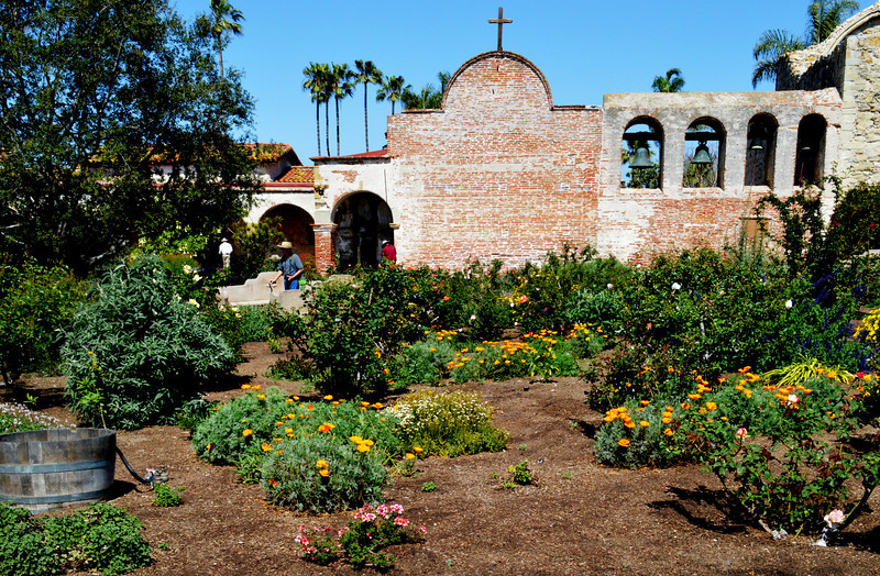 San Juan Capistrano Mission in Southern CA 3