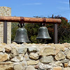 Bells at San Juan Capistrano in Southern CA