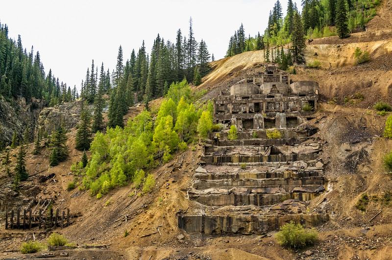 Eureka Mine Site