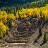 Fall Color   Mining Mill Ruins