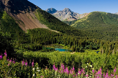 San Juan Mountain Range, Colorado