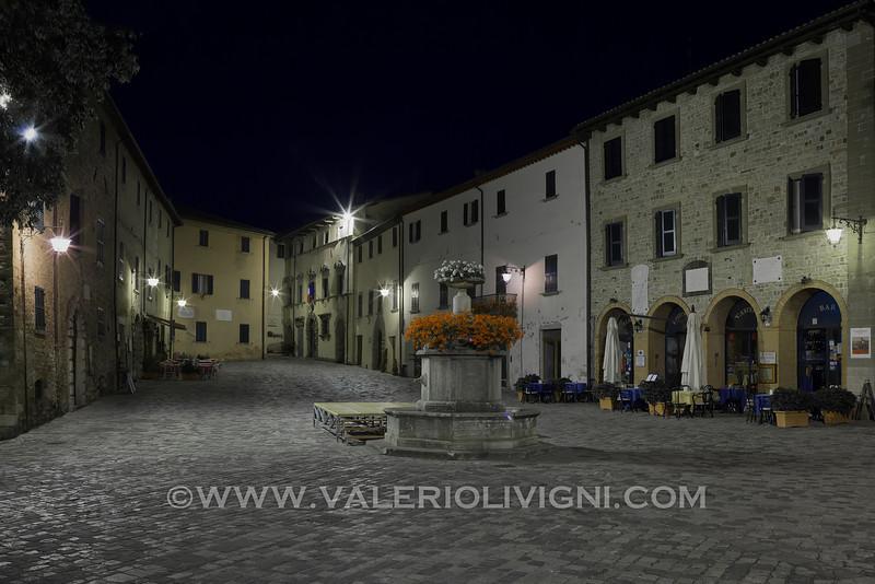 Dante Alighieri Square - San Leo