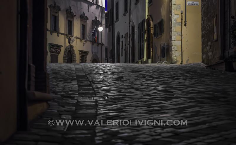 Montefeltro Street - San Leo