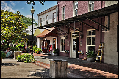 Savannah Ga. and Tybee Island