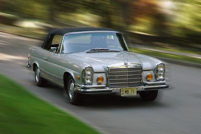 Sandy's Mercedes