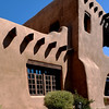 Adobe Architecture in Santa Fe New Mexico 5 copy