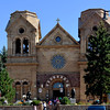 St Francis Cathedral in Santa Fe New Mexico 3 copy