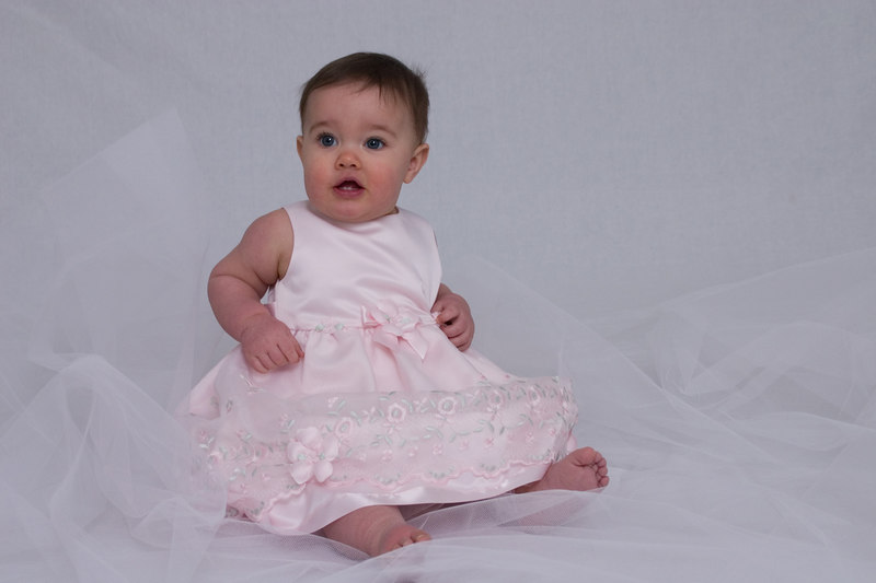 7426 My Pink Dress