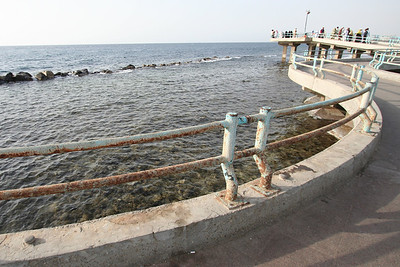 Red Sea pier - Jeddah