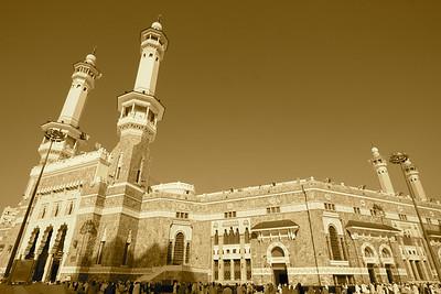 Masjid Al-Haram - Makkah