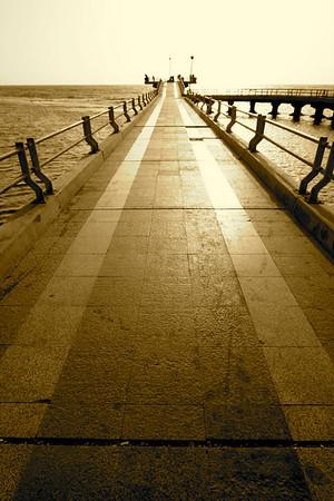 Pier walkway - Jeddah