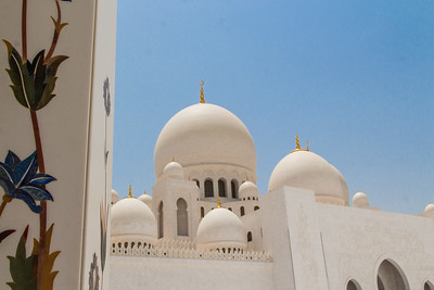2016_07_16, Sheikh Zayed Mosque (Photos by Saumyata)