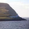 Shetland lighthouse.