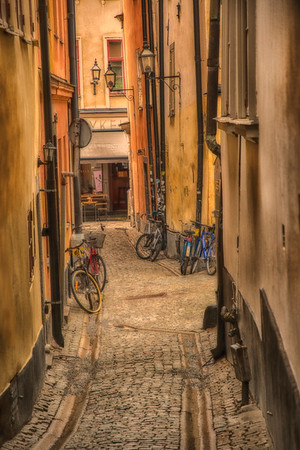 Bicycle Alley