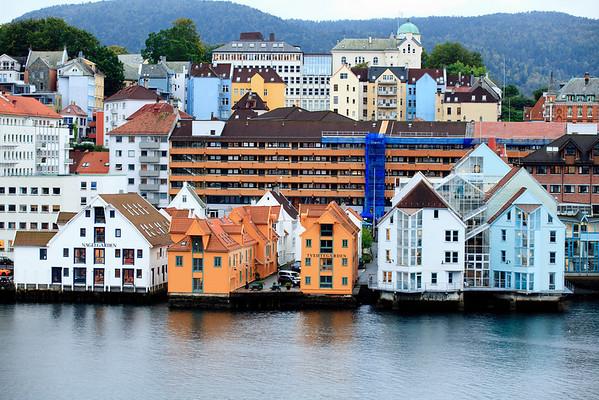 Waterfront Bergen