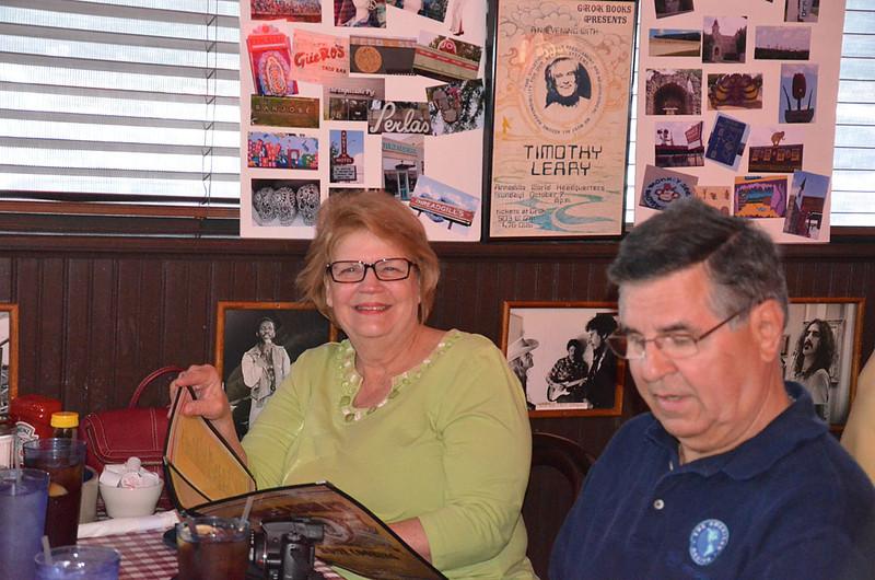 Dan and Roberta