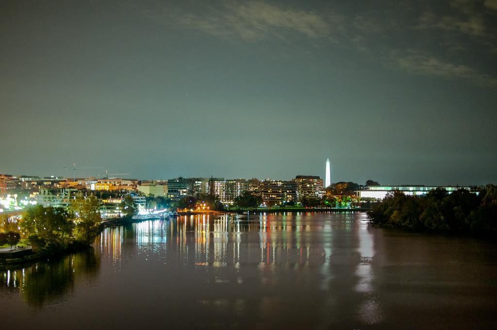 DC from Key Bridge
