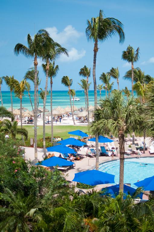 Aruba resort