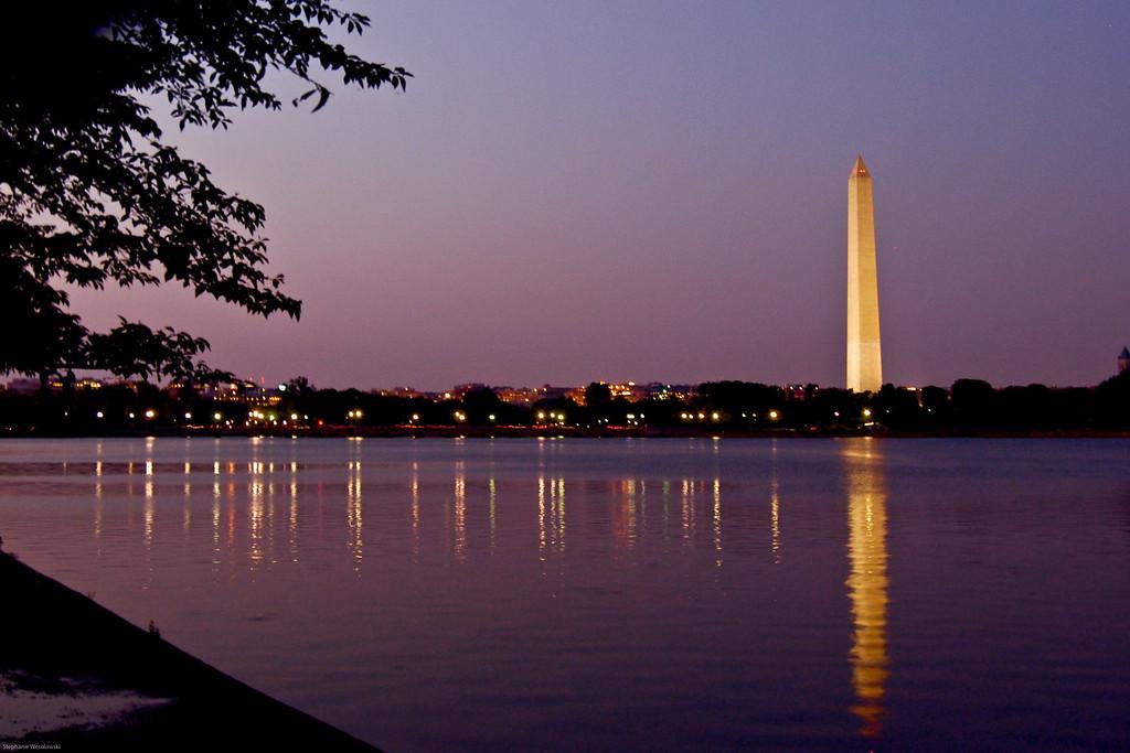 Potomac at dawn