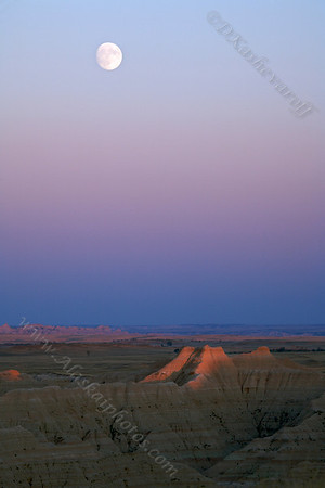 Ancient Hunter's Moon, Badlands Ancient Hunter's Lookout