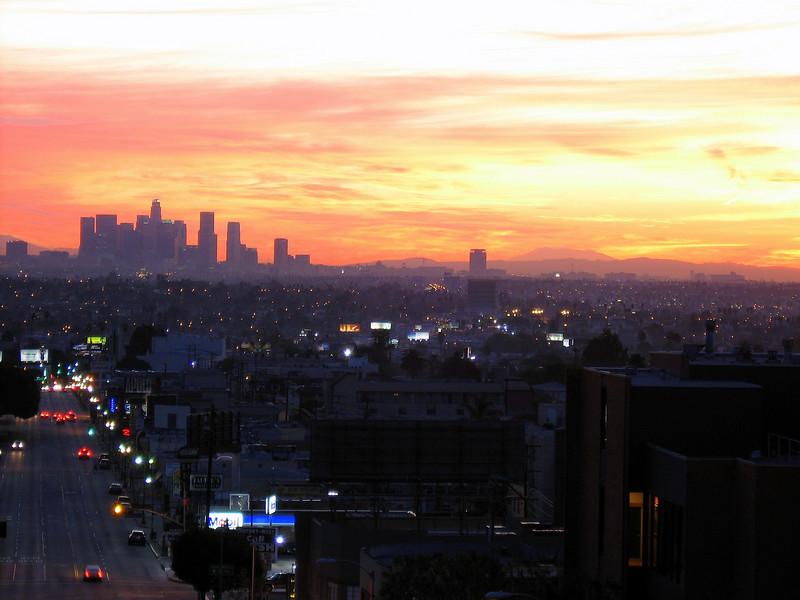 Sunrise Skyline II