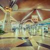 In Kuala Airport