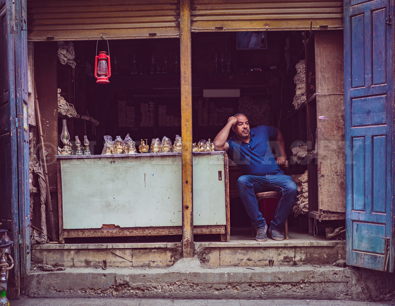 Old Shop in Cairo