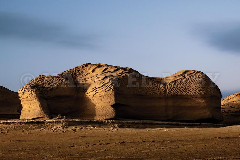Ancient Desert Rocks