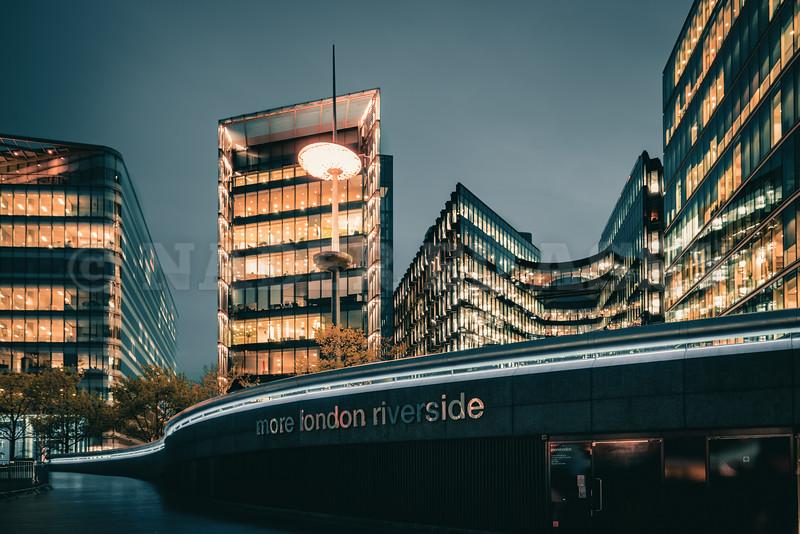 More London Riverside Buildings