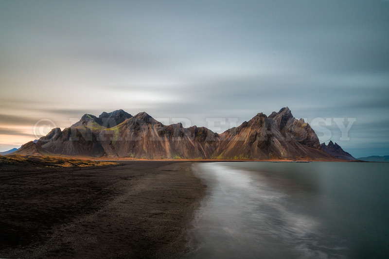 Vestrahorn in Twilight