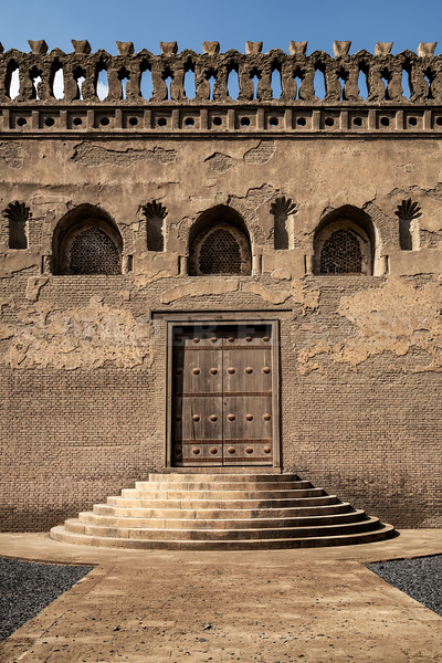 The Gate to Ibn Tulun