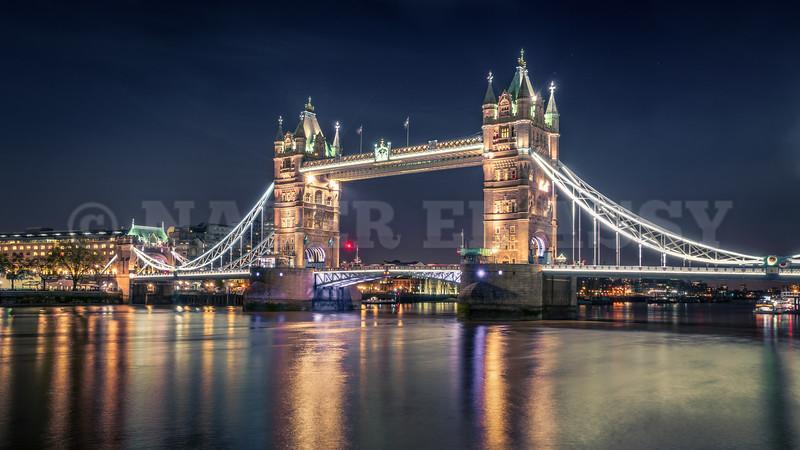 Night at The Tower Bridge