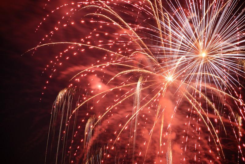 July 4th Fireworks - Beckley, WV