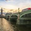 Westminster in Golden Hour