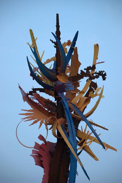 National Harbor Sculpture