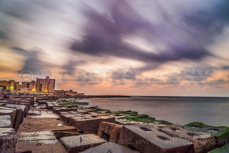 Alexandria in Orange