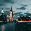 Night Life on Westminster Bridge