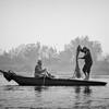 Fishermen in the Morning