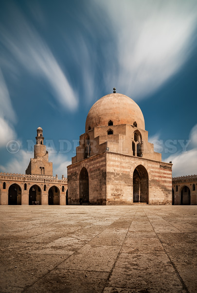 Ibn Tulun Great Architecture