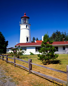 Nobody, North America, USA, Oregon, Port Orford, Cape Blanco Lighthouse